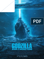 2019 Godzilla King of the Monsters