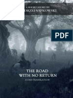 The Road With No Return - Andrzej Sapkowski.epub