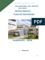 Plan de Seguridad Centro Medico