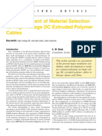 2017-An Assessment of Material Selection for High Voltage DC