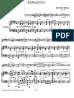 Salut D'Amour - Edward Elgar