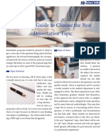 A Handy Guide to Choose the Best Dissertation Topic.pdf