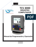 9000040 Rev 11 082316 TCS 3000 Manual de Programación Esp 7-10-17 (1)