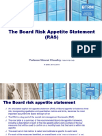 Board RAS Summary Template