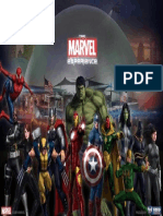 The Marvel Experience 110845