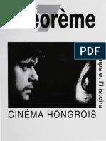 Le Cinema Hongrois, Theoreme