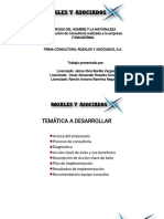 Estructura y Formato Para Defensa Final