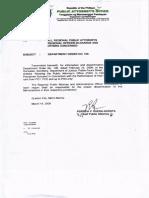 DOJ Department Order No_ 106