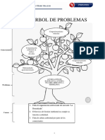 Arbol de Problema y Diagnostico - Grupal