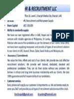 Company Profile NRK HR Recruitment LLC 055