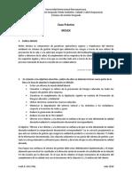 Caso  MODEX de Sistemas Integrados de Gestión