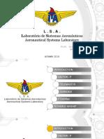 Aeronautical Systems Laboratory-ITA