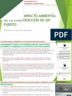 Expo EIA Puerto - Maestria Obras Viales