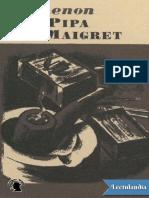 La pipa de Maigret - Georges Simenon.pdf