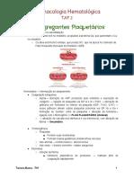 Farmacologia Hematológica
