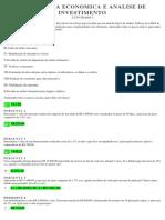 ENGENHARIA ECONOMICA E ANALISE DE INVESTIMENTO ATV.docx