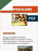 Imperialismo Formas