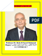 TRIBUTE TO – DR.REDA HEGAZY (دكتور رضا حجازى )-Dr.reda Hegazy -دكتور رضا حجازى