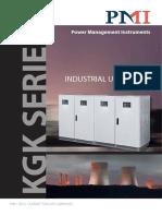PMI Industrial UPS
