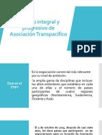 TPP. TRATADO DE TRANSPACIFICO