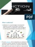 Addiction Lifeskill