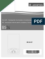 Ariston Bis Manual Instalare