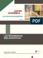 Sesión 11  PPT Referencias bibliográficas.pptx