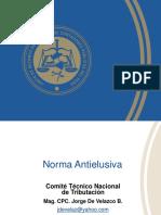 Clausula antielusiva - JDCCPP