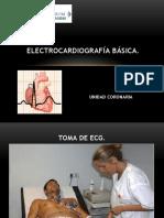 Clase de Electrocardiografía Básica
