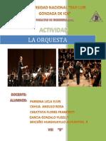 Introduccion a La Orquesta