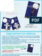 Ediciones a-z Tarjeta Dia Del Padre