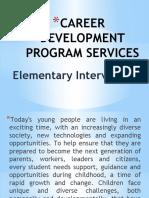 Career Development Program Services-ppt