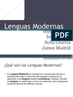 Lenguas Modernas (1)