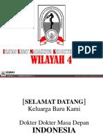 New Pengakaran ISMKI Wil. 4