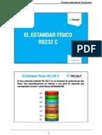 2 El Estandar Fisico RS232 C