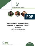 FSC STD 30 005 V1 1 ES_Entidades Grupales_MF