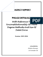 325209828 Police Deviance Docx