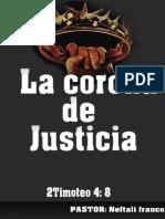 La Corona de Justicia