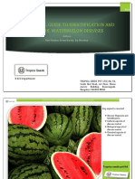 Watermelon Diseases - A Practical Guide to Identification and Control