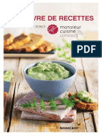 MON LIVRE de RECETTES Monsieur Cuisine Connect