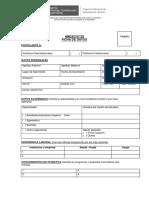 Anexo n 2 - Ficha de Datos
