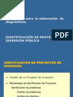 3.3 Marco Logico - Formualción de Problemas Objetovos Diagnostico