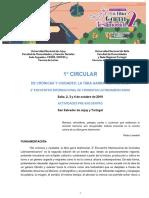 1 Circular- La Tibia Garra 2- SALTA 2019