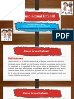 El Abuso Sexual Infantil