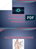 Conocimiento y Vigilancia de La Tecnologia Najera