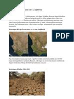 2 - Bencana Kekeringan Dahsyat Di Dunia