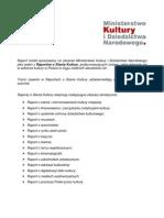Edukacja Kult Raport w.pelna