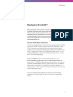 Mastercontrol Electronic Batch Records (Ebr)