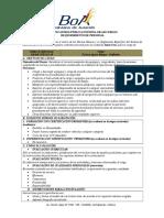 OBAHCPE-1904120954.013-1904120954.19 Técnico Apoyo Rampa - Estibador ATO SRZ-1904120954