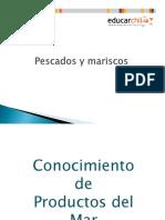 Presentacion Sesion2 Pescados y Mariscos